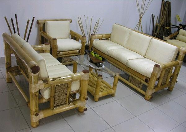 Мебель своими руками бамбук
