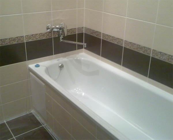Чугунная ванна: добротно, долговечно, комфортно