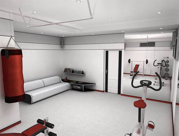 Домашний спортзал: необходимый минимум снаряжения
