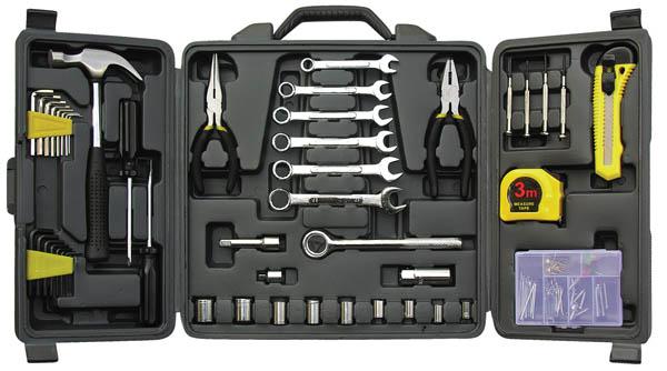 Инвентарь домашнего мастера: необходимый набор инструментов для дома
