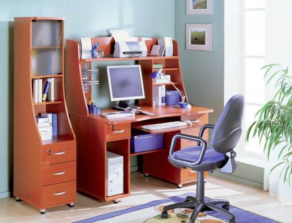 Рабочее место дома: основные правила организации пространства