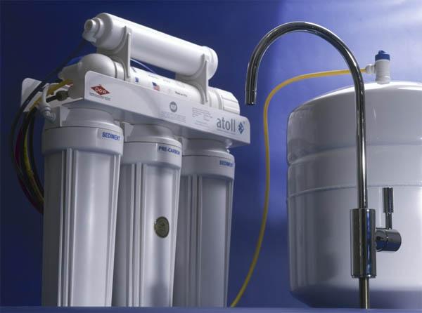 Фильтры для воды: для квартиры, дома, коттеджа