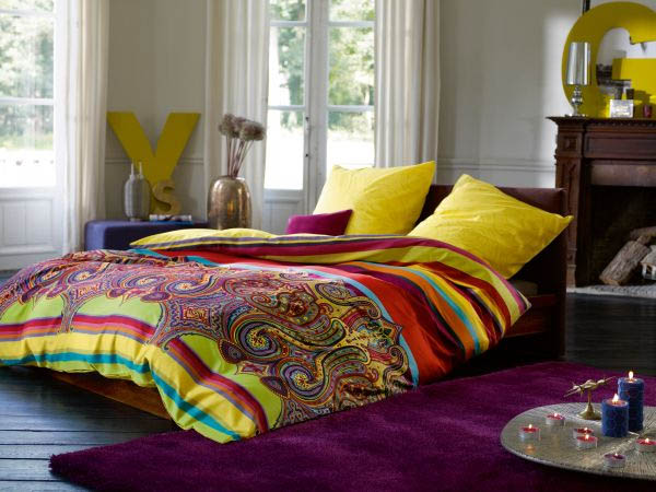 Как выбрать и где купить постельное белье для спальни