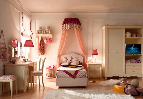 Итальянская мебель для детской