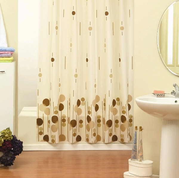 Аксессуары для ванной комнаты в интерьере