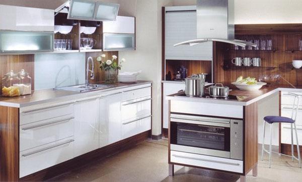 Какой должна быть современная мебель для кухни?