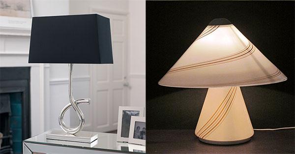 Как выбрать настольную лампу?