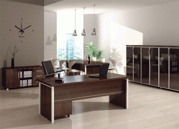 Интерьер офиса - залог успеха фирмы