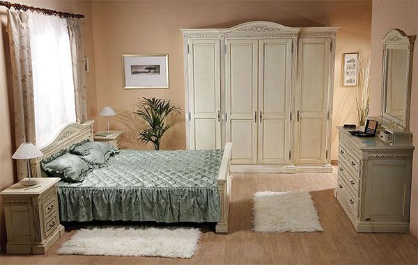 Выбираем гарнитур для спальни