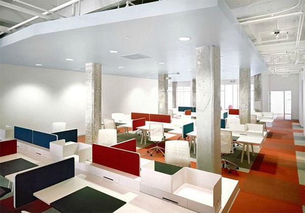 Дизайн интерьера офиса: главные особенности
