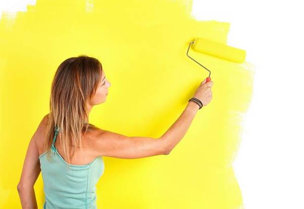 Покраска стен: на что обратить внимание?