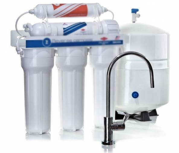 Способы водоочистки