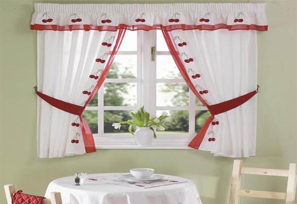 Как выбрать шторы для кухни: основные правила