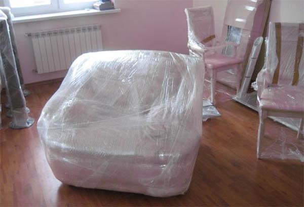 Как защитить мебель во время ремонта: несколько рекомендаций