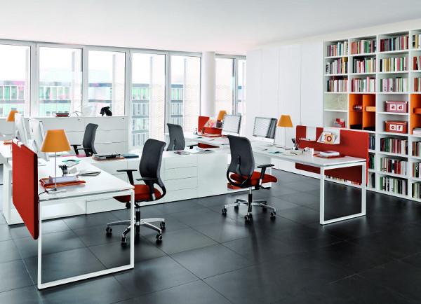 Выбираем мебель для офиса: виды, стили, материалы