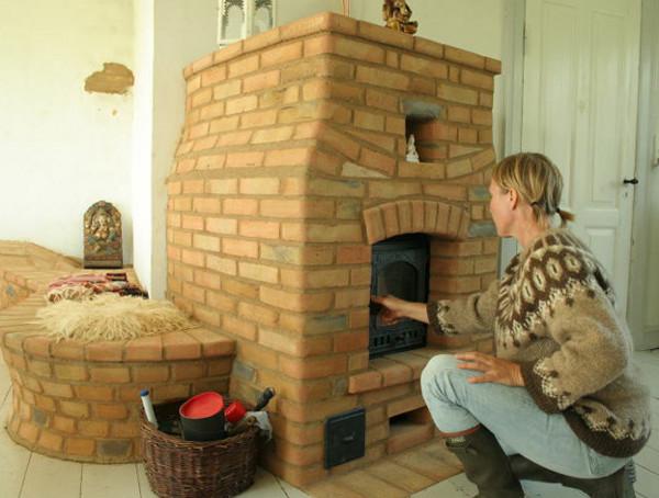 Как сложить печь для дома своими руками
