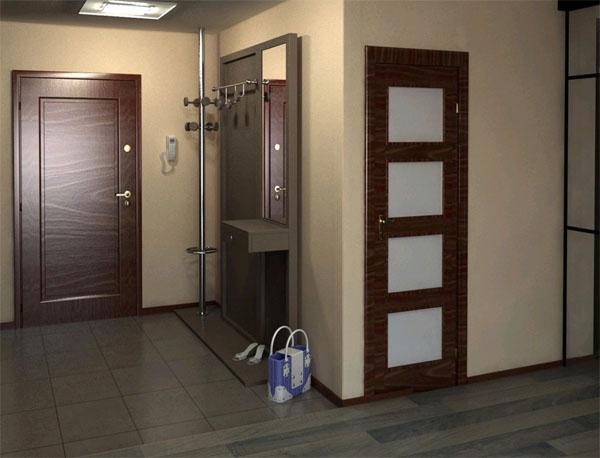 Несколько способов установки металлических дверей