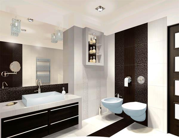 Рецепт идеального интерьера ванной комнаты