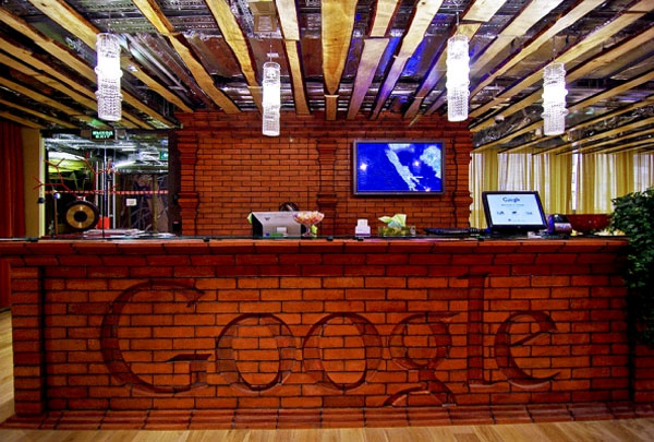 Офис Google в России