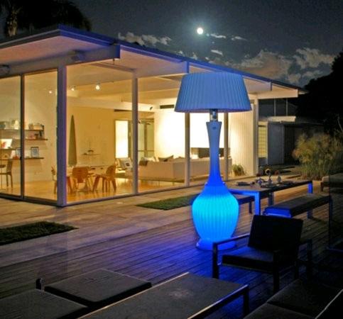 Отопительные лампы для сада
