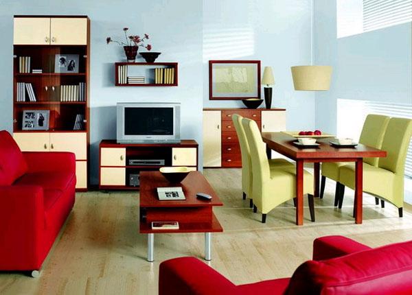 Какого цвета выбрать мебель для каждой комнаты?