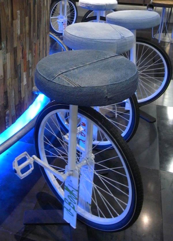 Уникальные барные стулья для дома и ресторана