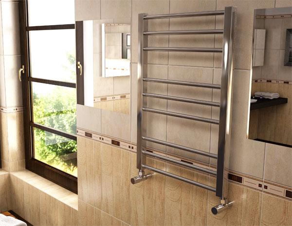 Принцип работы полотенцесушителя и как его установить в квартире