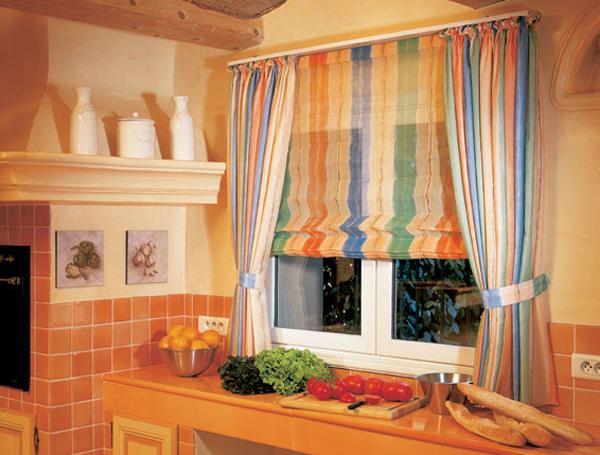 Рулонные шторы: виды, характеристики, преимущества