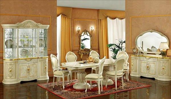 Элитная итальянская мебель: «первая скрипка» в вашем интерьере