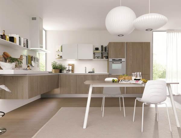 Интерьер кухни: новые модные тенденции