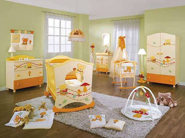 Мебель для малыша: комфорт и безопасность ребенка — удобство родителям