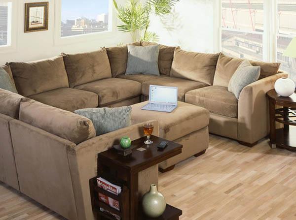 Мягкая мебель для гостиной: критерии выбора
