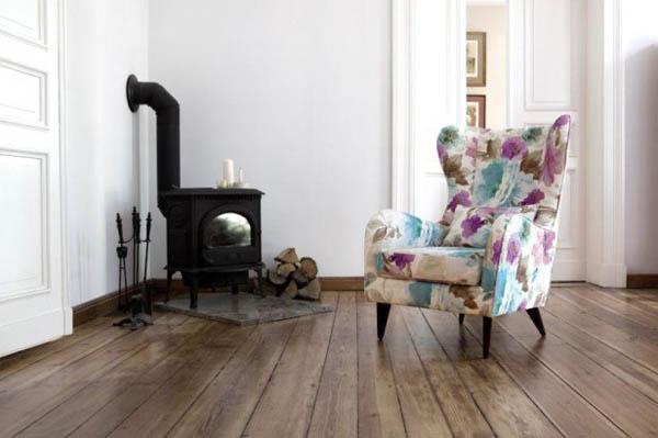 Ретро мебель в современном интерьере