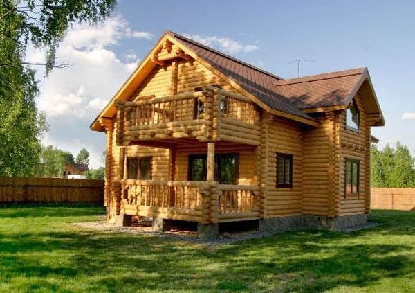 Деревянные дома «под ключ»: особенности строительства