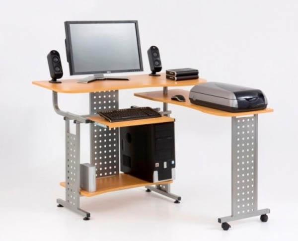 Компьютерный стол для дома: нужен всем, но каждому - свой