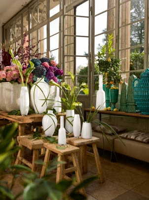 Стеклянные вазы от Villeroy & Boch