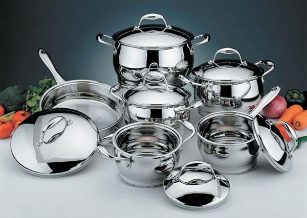 Обустраиваем дом: как выбрать кухонную посуду — практичную и красивую
