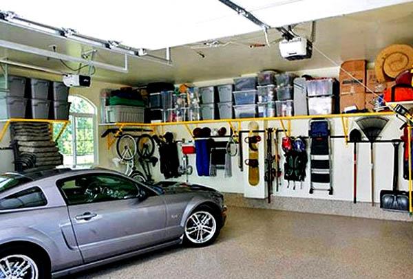 Обустраиваем гараж: как совместить практичность и комфорт