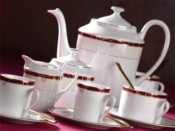 Фарфоровая посуда – элегантное украшение Вашего дома