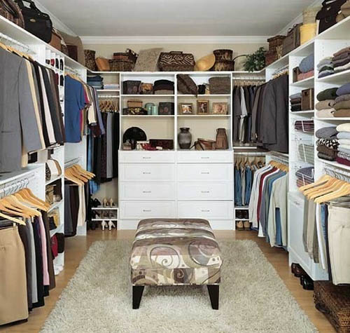 Гардеробная комната: уютный дом для ваших вещей