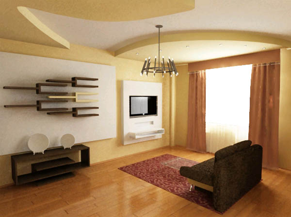 Ремонт в квартире-новостройке