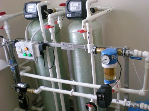 Очистка воды в коттедже: общие принципы водоподготовки
