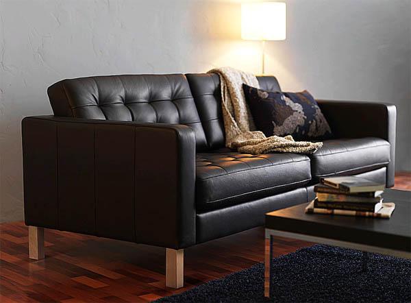 Как правильно выбрать кожаный диван