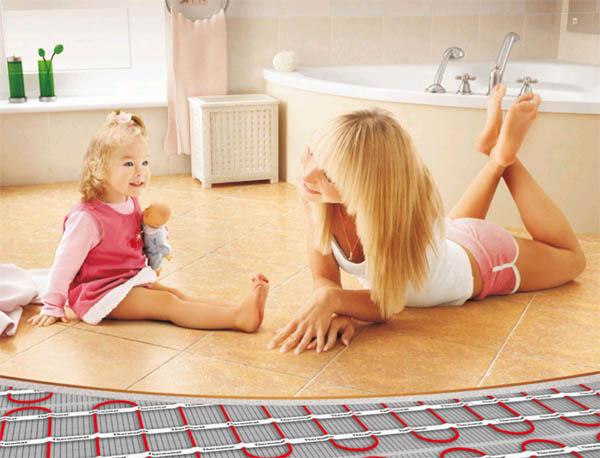 Саморегулирующийся кабель для «теплого пола»: умное тепло вашего дома