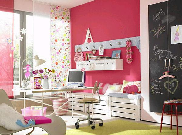 Советы по оформлению комнаты для девочки