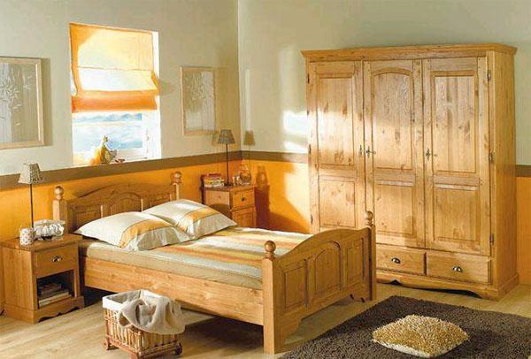 Экологичная мебель из сосны для дачи и дома