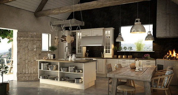 Мебель для кухни из Норвегии