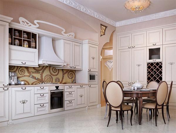 Итальянская мебель для кухни: выбор тех, кто ценит качество и стиль