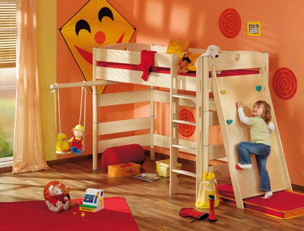 Правила выбора детской мебели