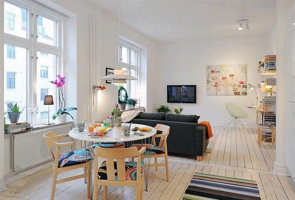 Обставляем небольшую квартиру: как укротить пространство?